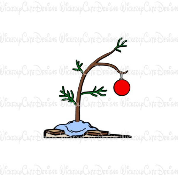 Charlie Brown Christmas Tree Clipart | Free download best Charlie ...