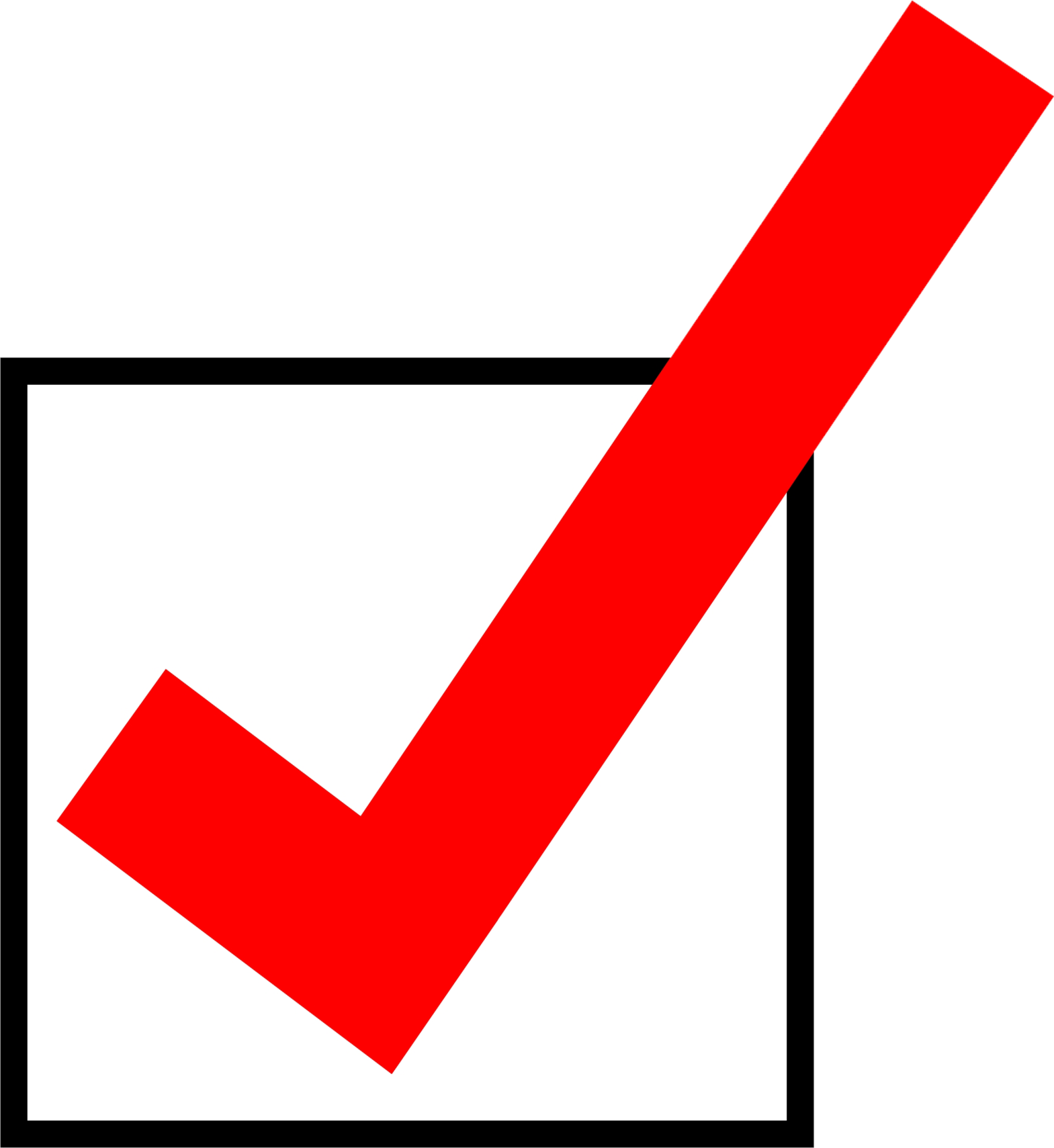 1569x1709 Check Clipart Check Mark