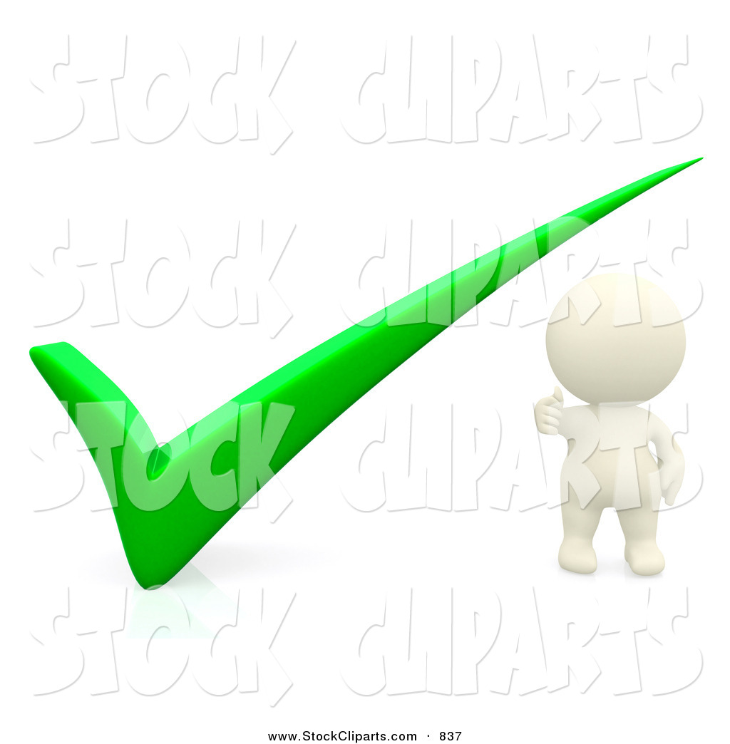 Check Mark Green Clipart