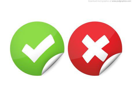 456x342 Check Mark Transparent Yellow Checkmark Clip Art