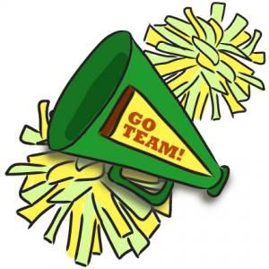 300x300 Stunt Clipart Cheer Squad