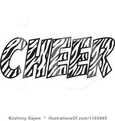 Cheer Graphics Clipart