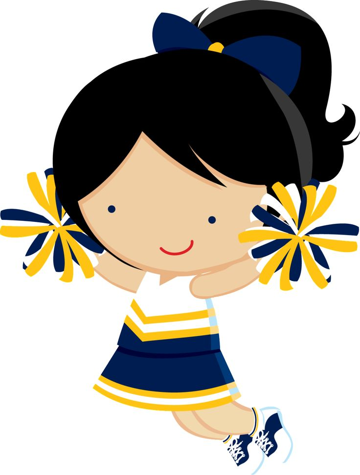 Cheer Leader Clipart
