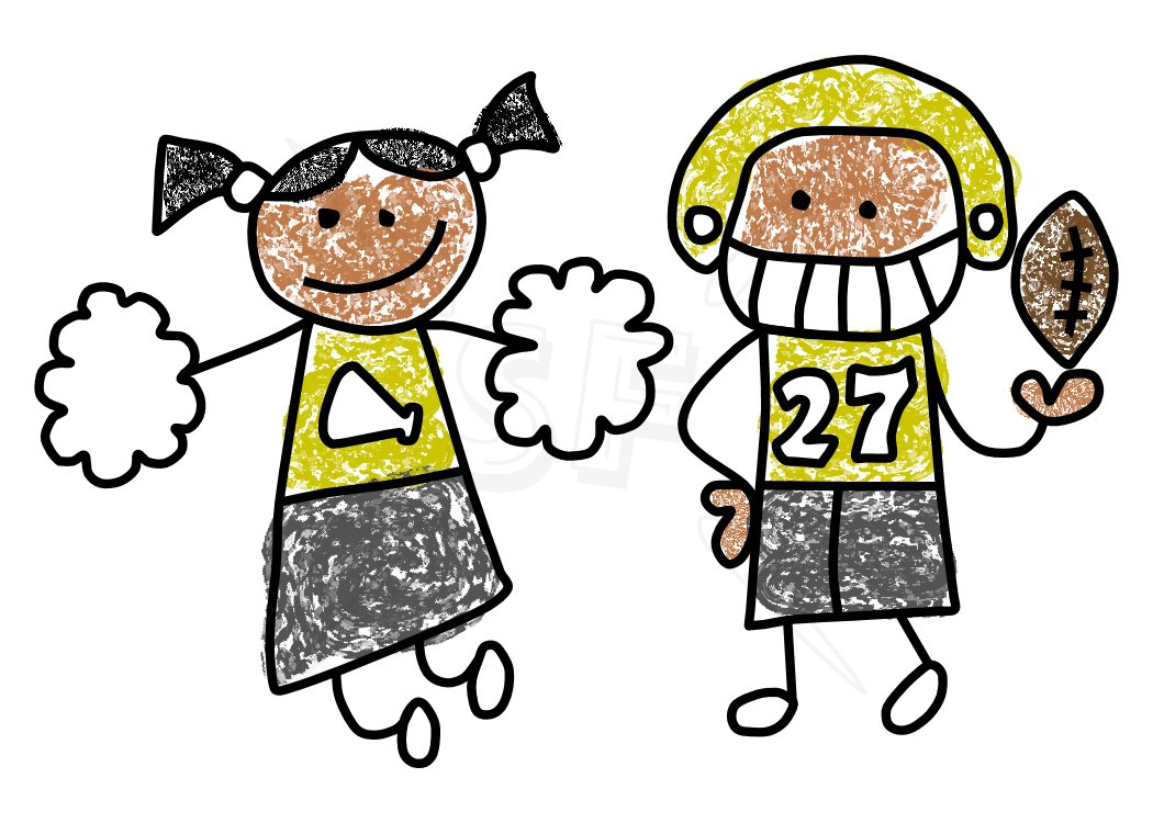 1050x750 Cute Clipart Cheer