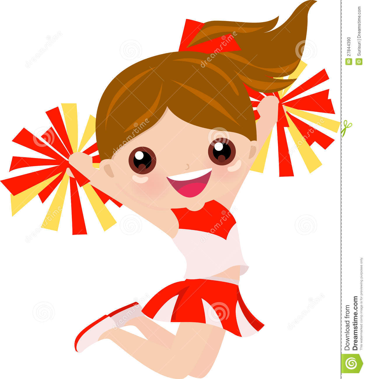 1258x1300 pictures of cartoon cheerleaders