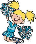 Cheerleading Clipart Free
