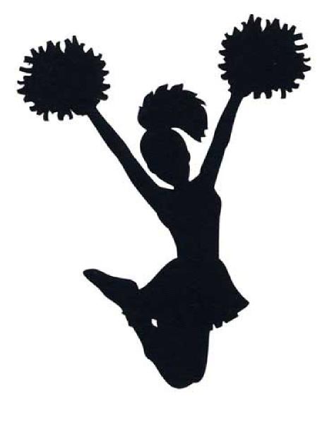 Cheerleading Pom Poms Clipart Free Download Best Cheerleading Pom