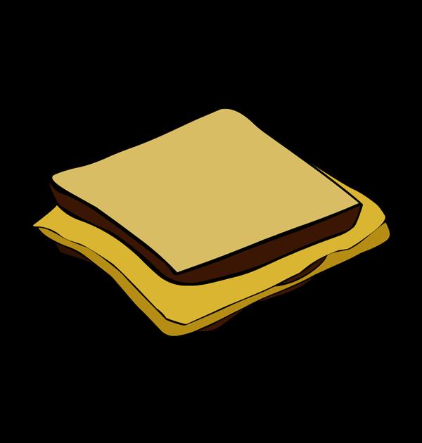 600x630 Cheese Clipart Bread Cheese