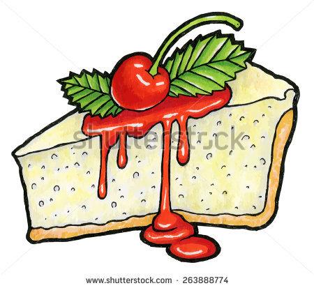 450x413 Cheesecake Clipart Cartoon