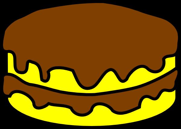 600x428 Chocolate Cheesecake Cliparts 189377