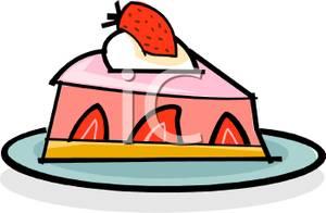 300x196 Slice Of Strawberry Pie