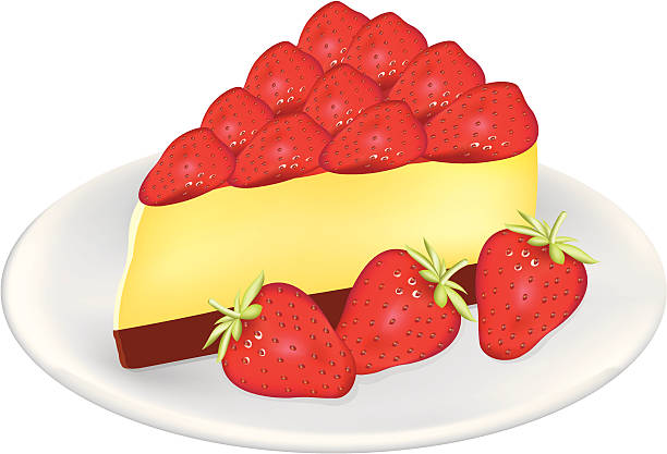 612x417 Strawberry Clipart Strawberry Cheesecake