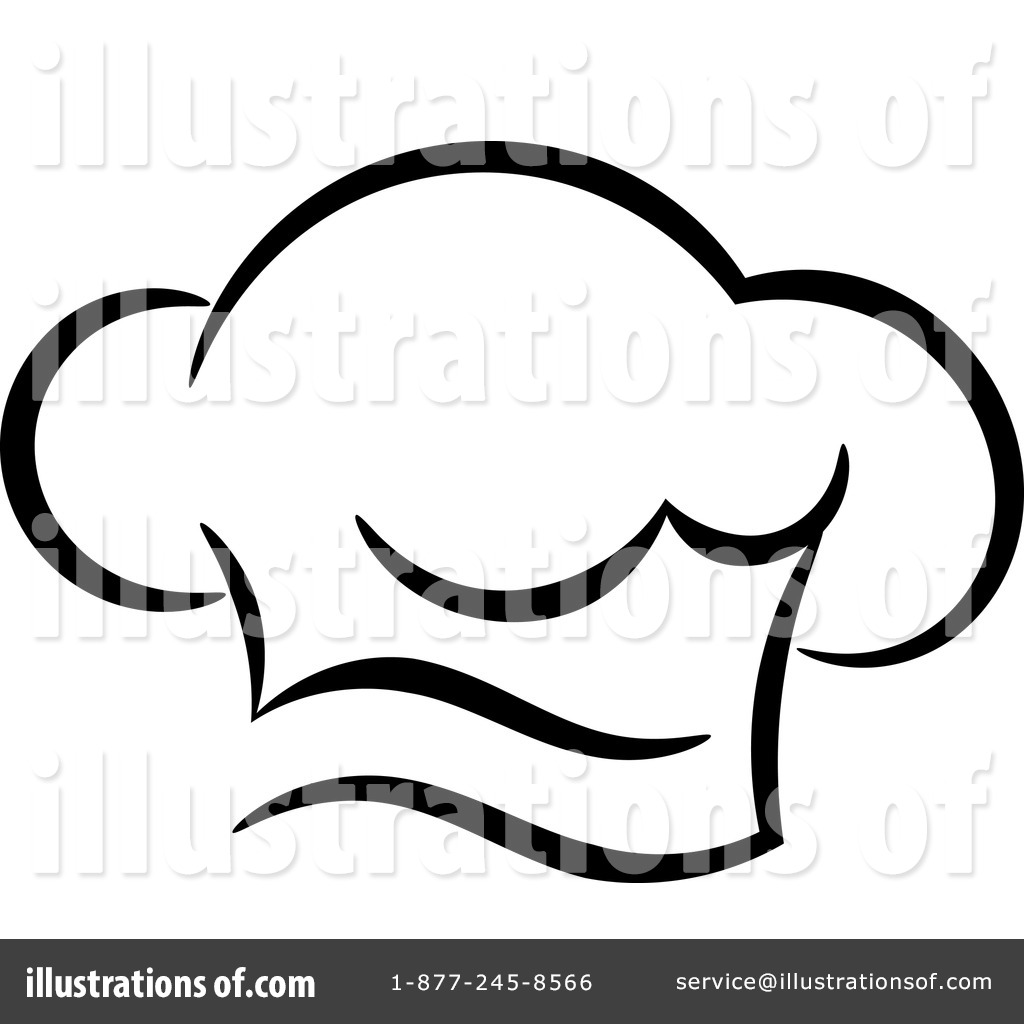 ca991818805a4 Chef Hat Clipart Black And White | Free download best Chef Hat ...