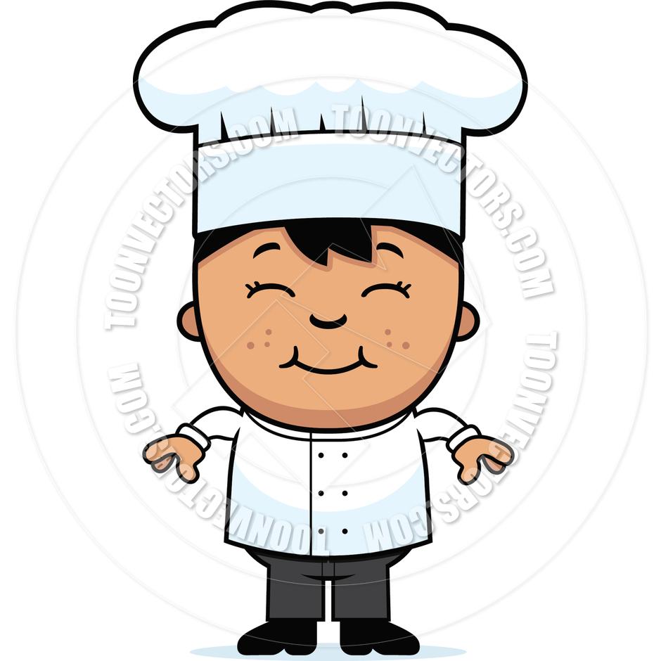 940x940 Cute Chef Clipart
