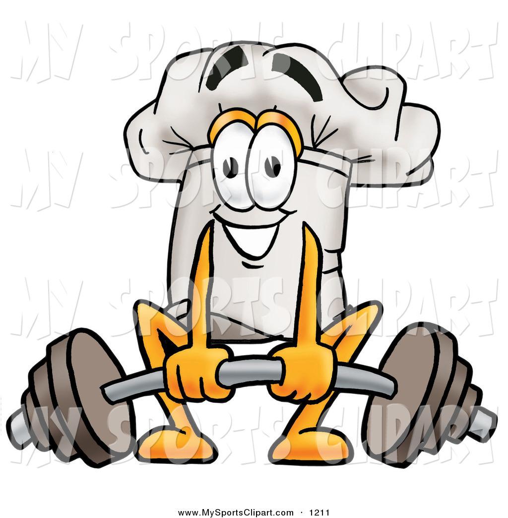 1024x1044 Sports Clip Art Of A Grinning Chefs Hat Mascot Cartoon Character