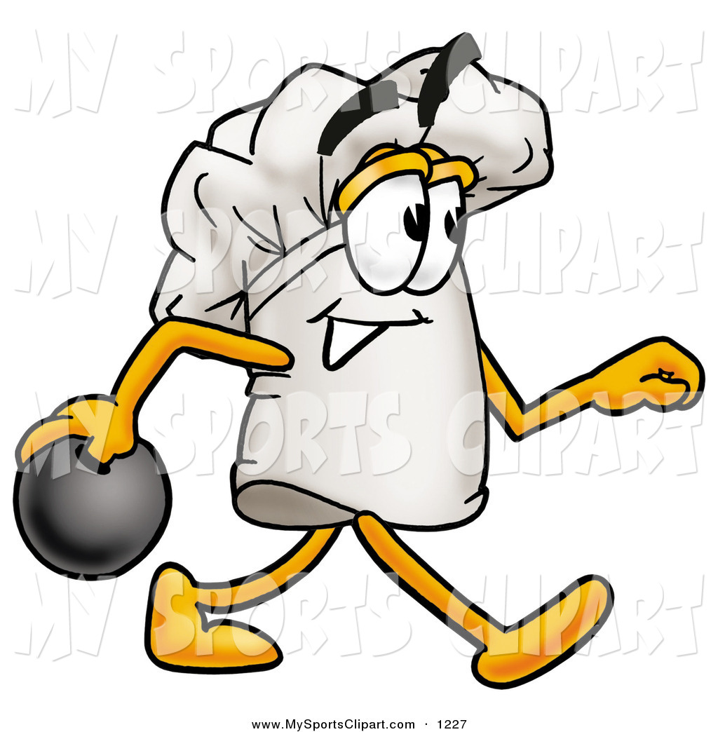 1024x1044 Sports Clip Art Of A Sporty Chefs Hat Mascot Cartoon Character