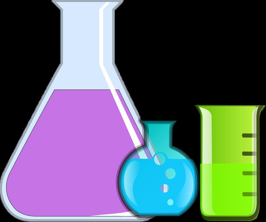 861x720 Laboratory Clipart Mixture