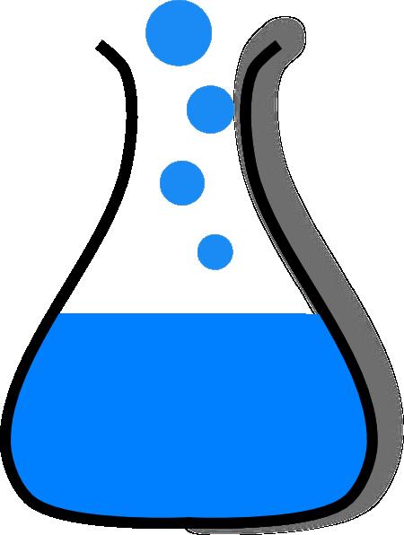 450x596 Chem Flask 2 Clip Art