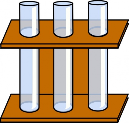 425x405 Test Tubes Holder Clip Art Vector, Free Vectors