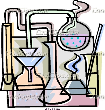 364x383 Science Equipment Clipart For Kids