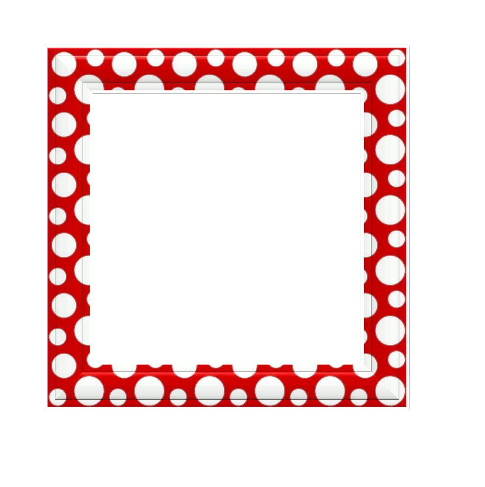 991x994 Red Chevron Border Clip Art