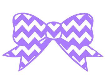 340x270 Chevron Bow Clipart