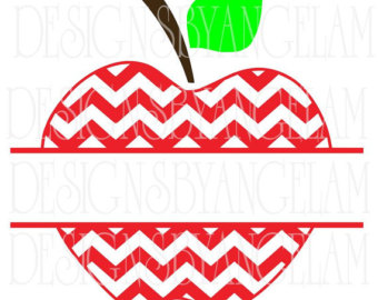 340x270 Apple Clipart Monogram