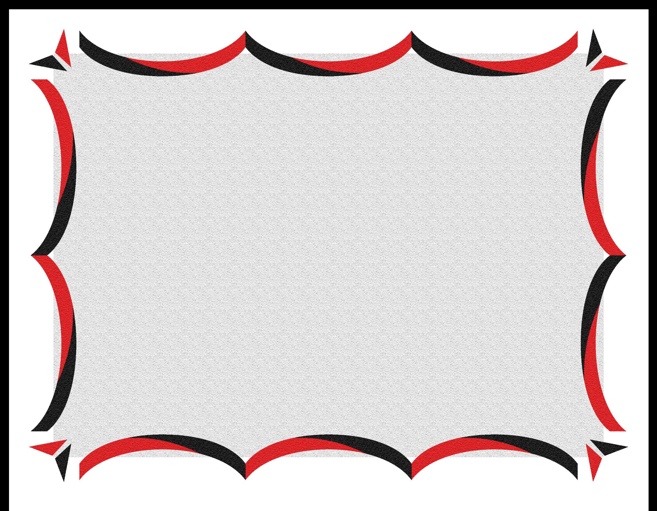 Chevron Frame Cliparts