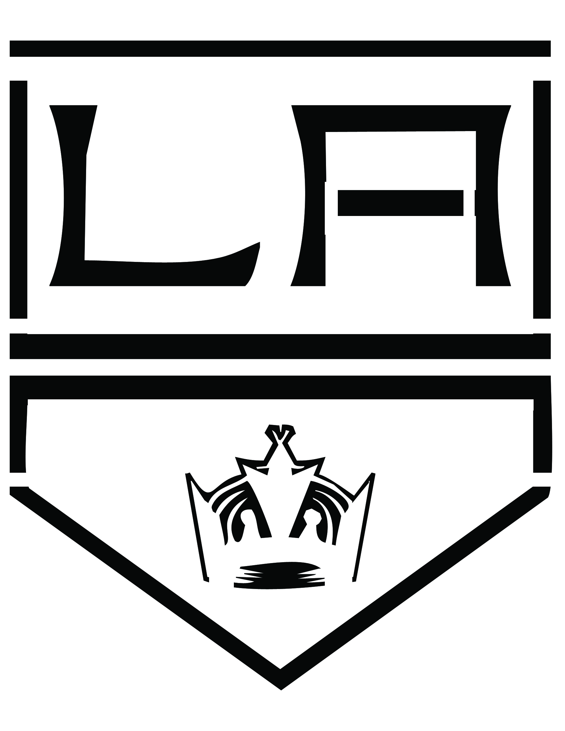 List Of Synonyms And Antonyms The Word La Kings Decals