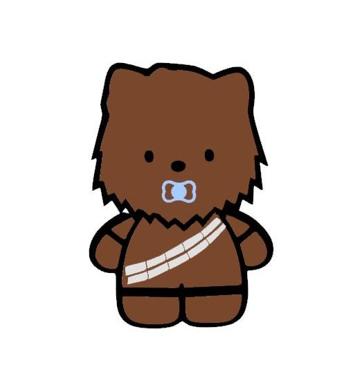 Free Download Best Chewbacca Clipart