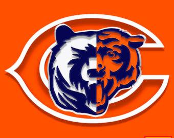 340x270 Chicago Bears, Chicago Bears Logos Collide, Da Bears, Chicago