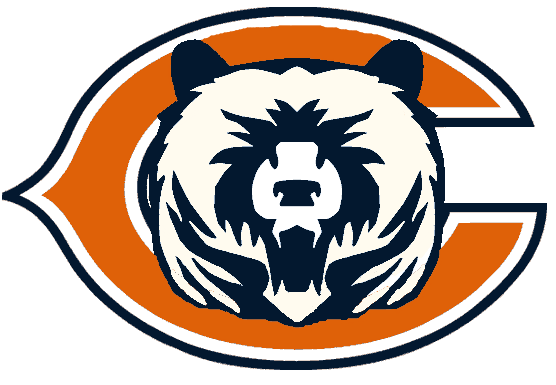 556x385 Chicago Bears Logo Concept