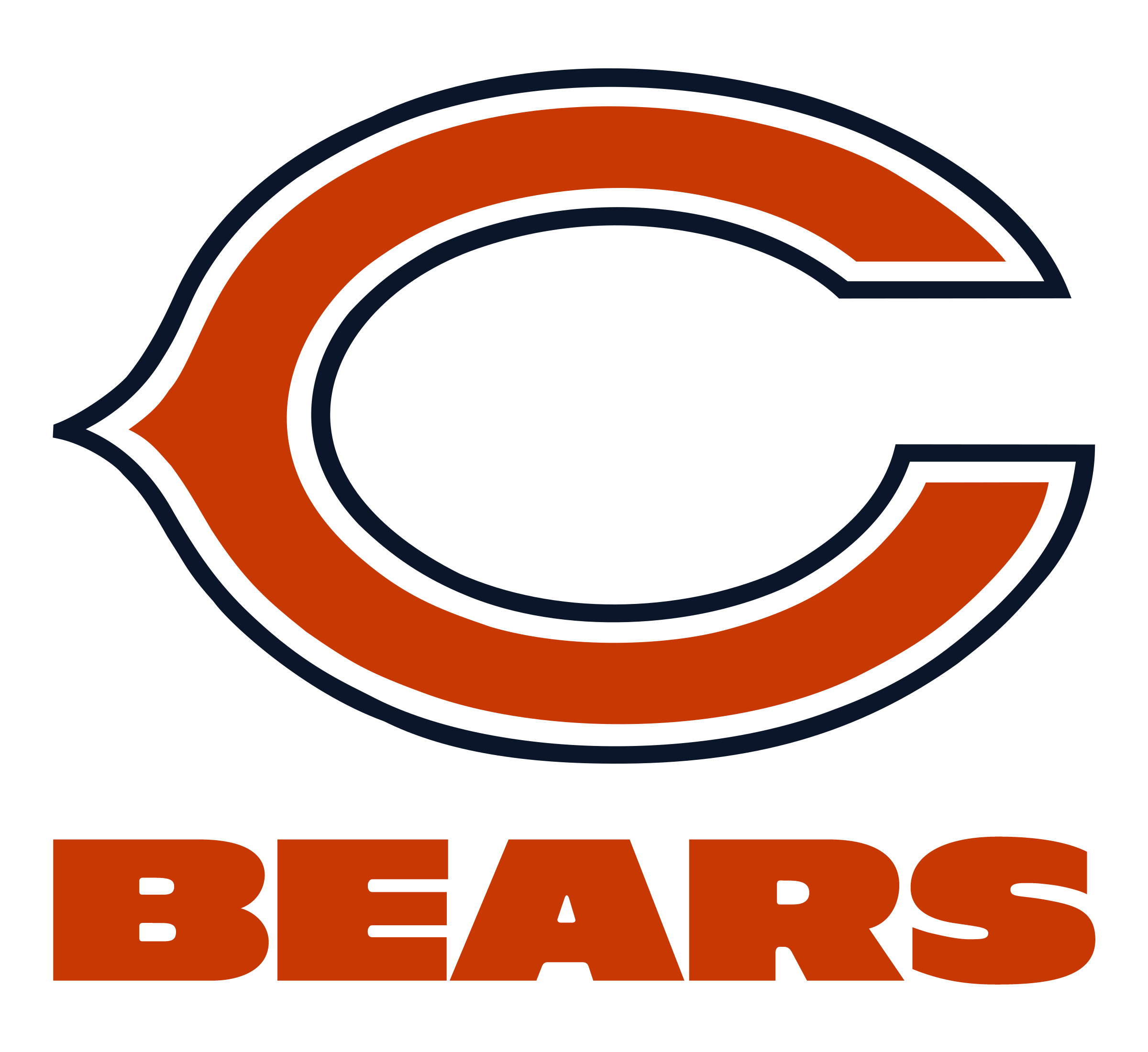 2400x2200 Chicago Bears Logo Png Transparent Amp Svg Vector