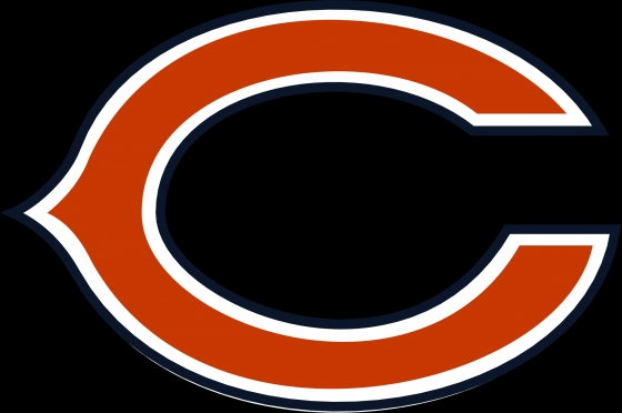 560x372 Chicago Bears Logo