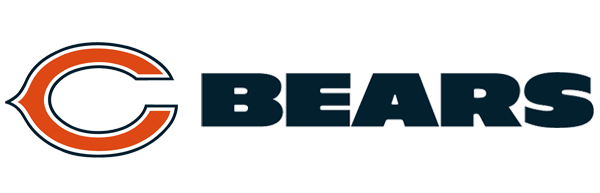 600x193 Chicago Bears Logo