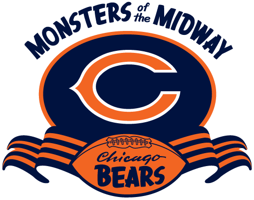 509x401 Chicago Bears Png Transparent Image Png Mart