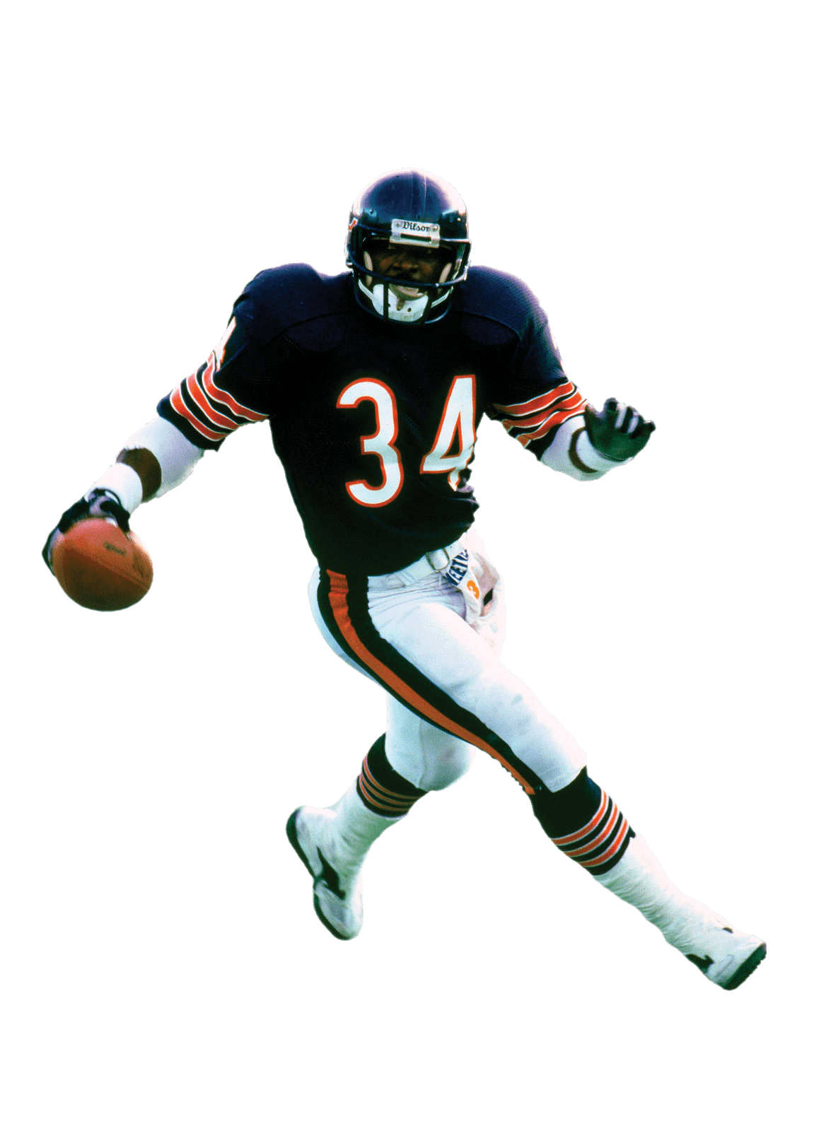 1151x1600 Chicago Bears Player Transparent Png
