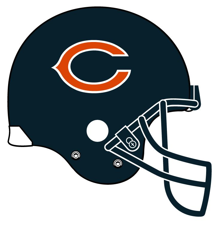 732x750 The Best Chicago Bears Helmet Ideas Chicago