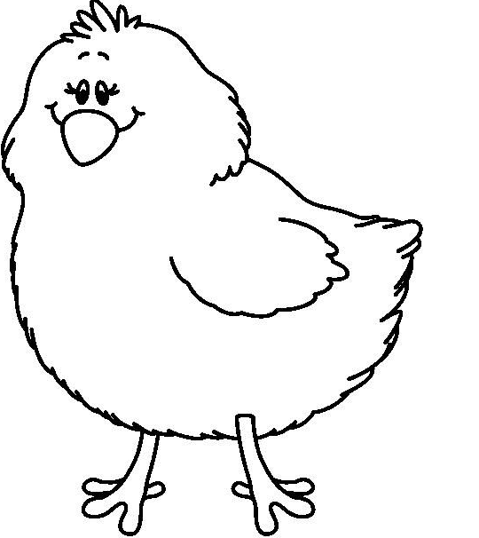 540x606 Latest{24}  Chick Clipart Images Free Download For Mobile