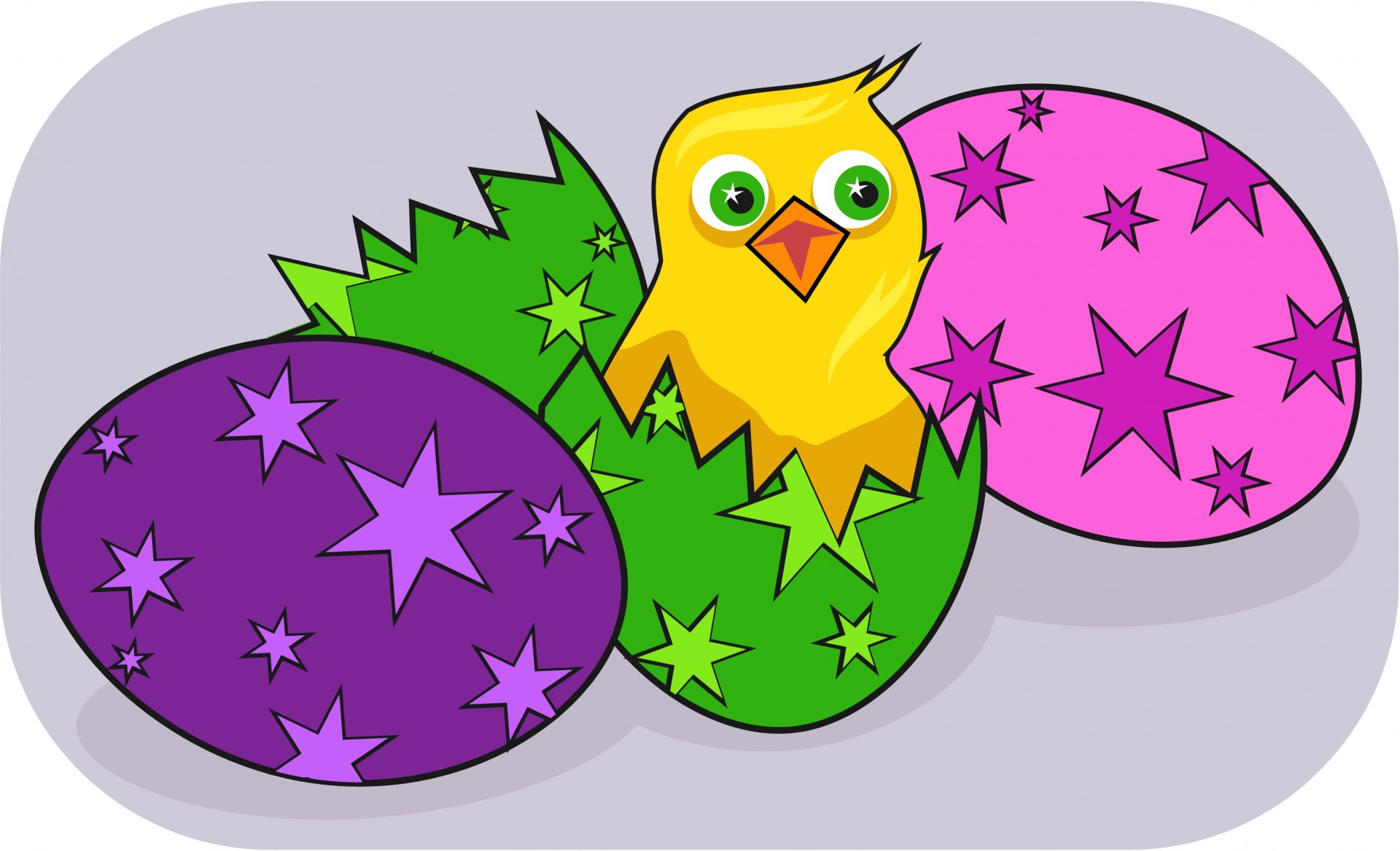 1920x1167 Easter Chick Clipart Free Stock Photo