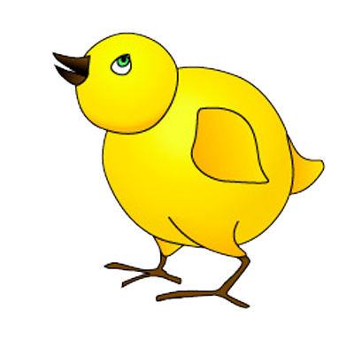 400x384 Cute Chicken Clipart Free Images
