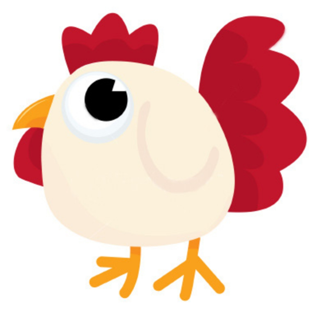 1024x1024 Chicken Clipart Cute Chicken Clip Art Photo Chicken Png Vectortop
