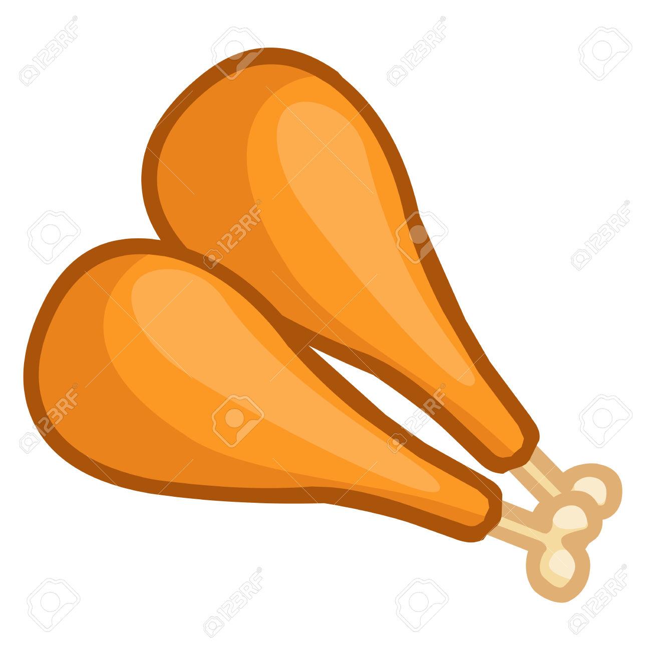 1300x1300 Fried Chicken Clip Art