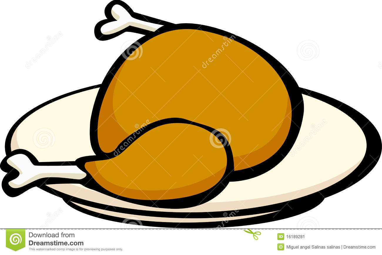 Fried Chicken Clip Art: Free Download Best Chicken Dinner