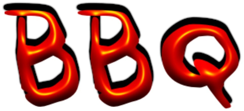 964x441 Bbq Chicken Clipart Free Images 4