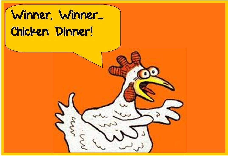 1073x736 Winner Winner Chicken Dinner Clipart