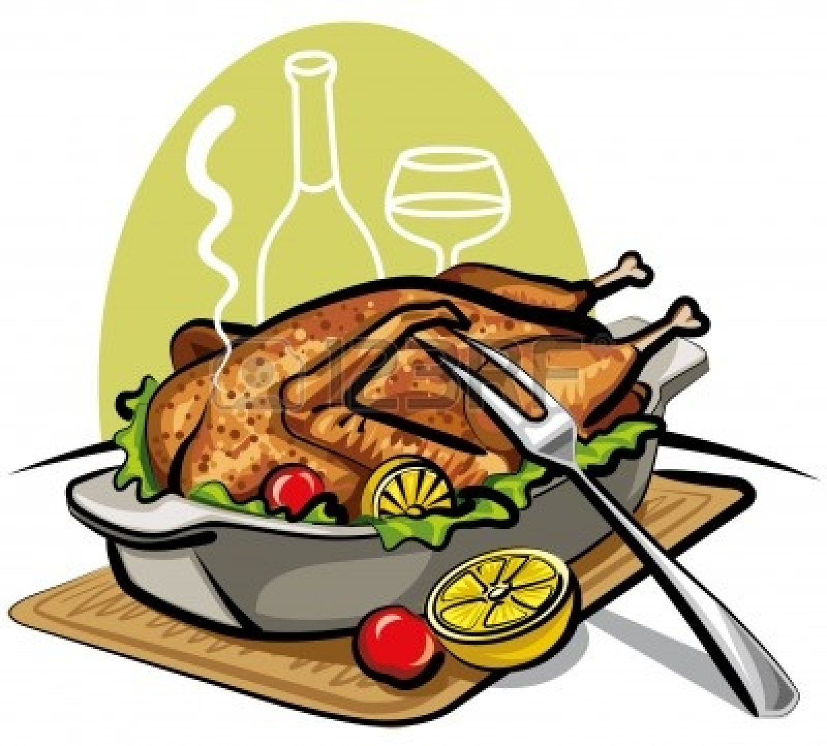 1200x1083 Chicken Clipart Chicken Meal