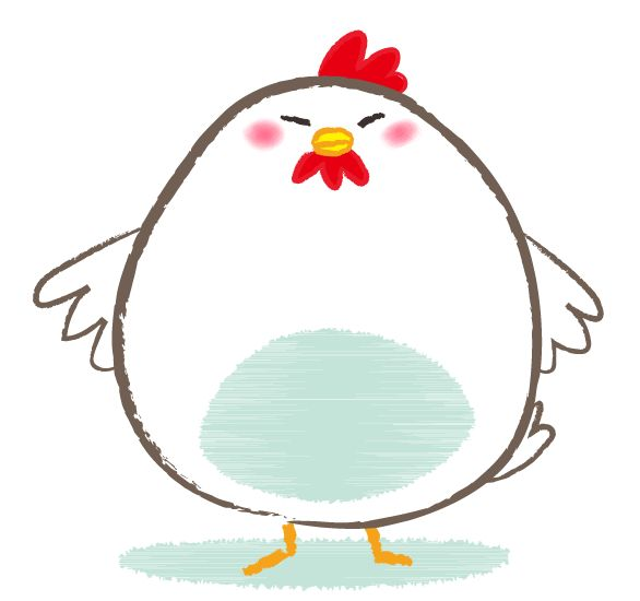 Chicken Egg Clipart