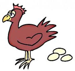 260x247 Egg Clip Art
