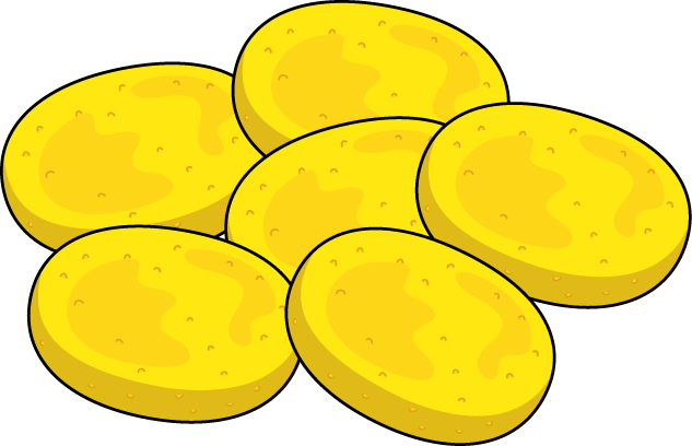 633x408 Chicken Nugget Clipart